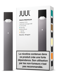 juul JUUL FR v2 18mg/ml 4-pack Starter Kit