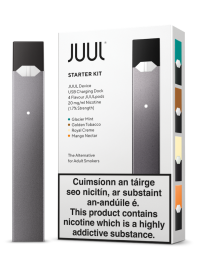 juul IE Starter Kit pod