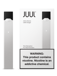 juul USA - Silver Device Kit