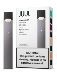juul USA - Starter Kit - 5%
