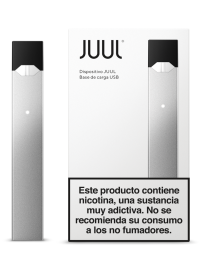 juul ES - Silver Device Kit