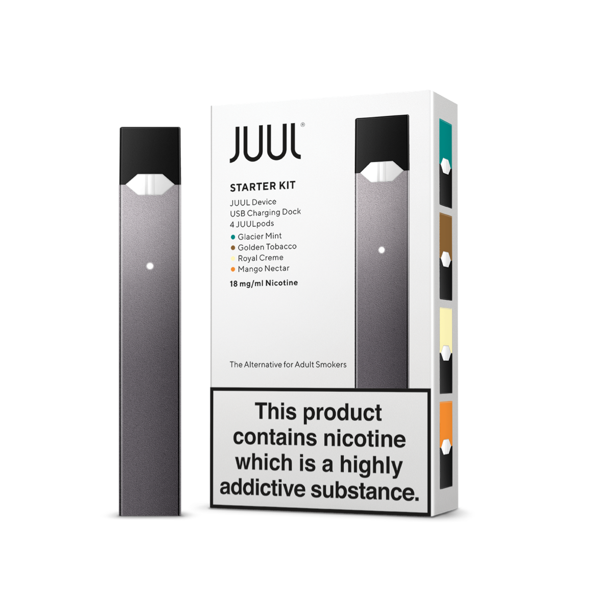 Juul Starter Kit Unlike Any E Cigarette Or Vape Juul Uk
