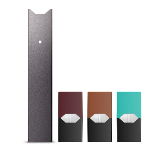 The Smoking Alternative, unlike any E-Cigarette or Vape   JUUL