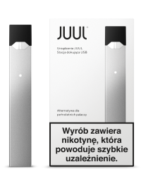 juul PL - Silver Device Kit