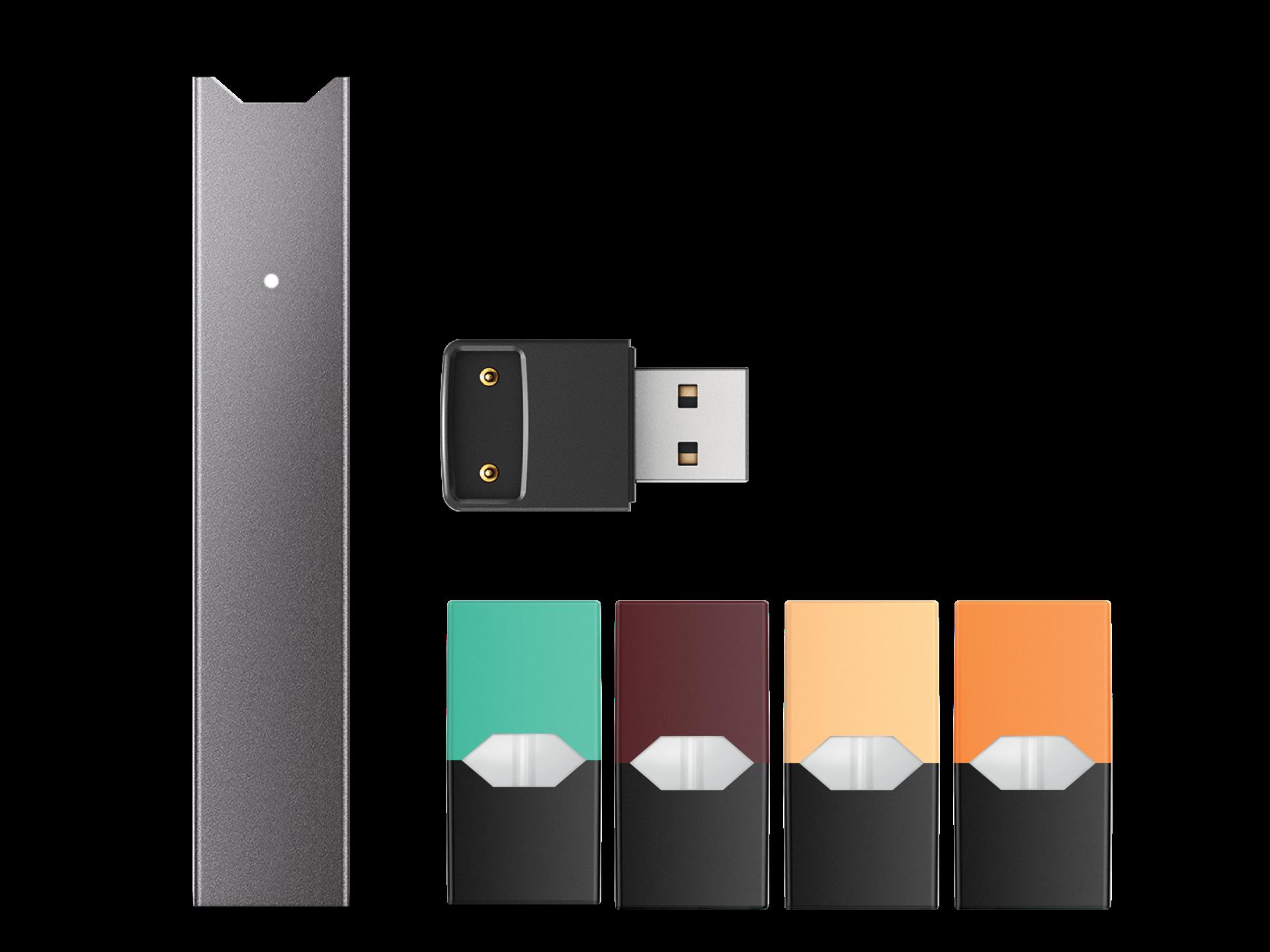 The Smoking Alternative, unlike any E-Cigarette or Vape | JUUL